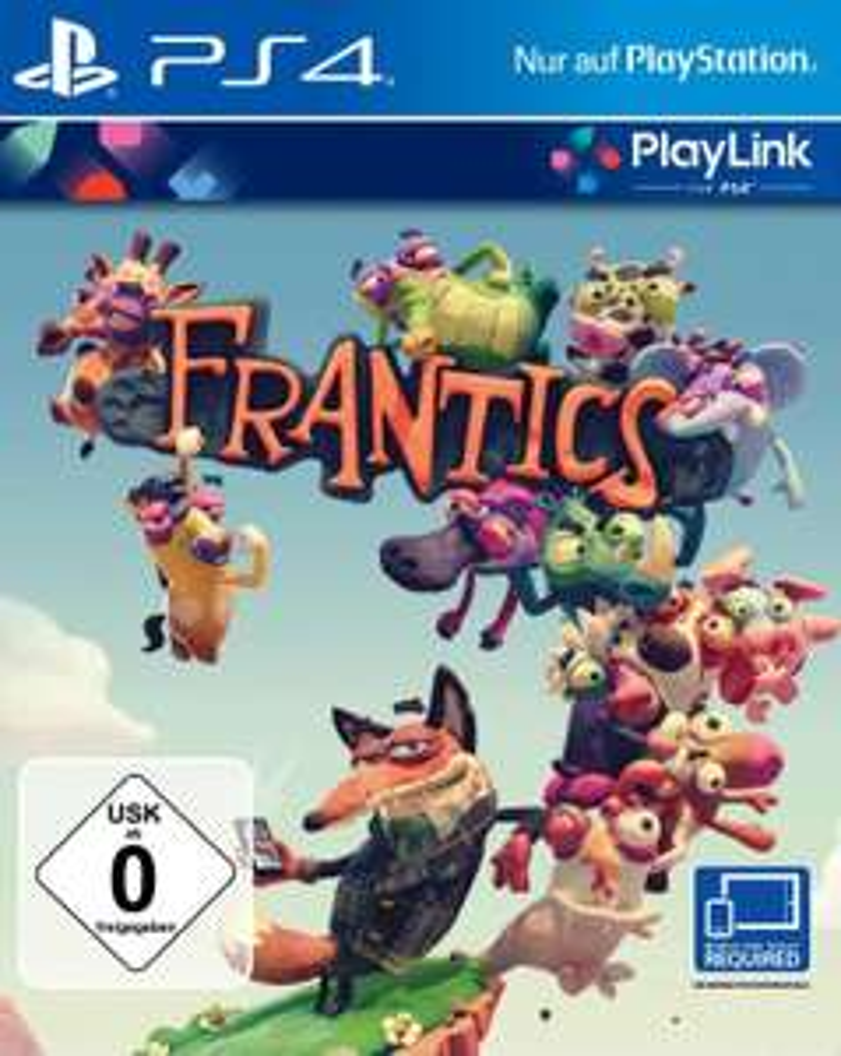 Frantics (PS4) für 9,99€ (Müller)