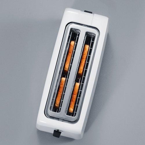 Amazon Prime: AmazonBasics Toaster - 1400 W, für 4 Scheiben