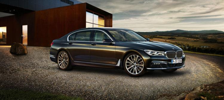 BMW 7er Gewerbeleasing // ab 549,98 EUR Bruttorate // Faktor 0,54 inkl. Service!