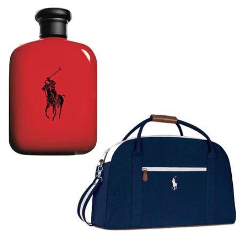 Verschiedene Düfte, z.B. 125ml Ralph Lauren Polo Red EDT [For men) oder Hugo Boss Bottled + KOSTENLOSE Polo oder Hugo Boss Tasche und GRATISPROBE - 53,50€ @ The Perfume Shop