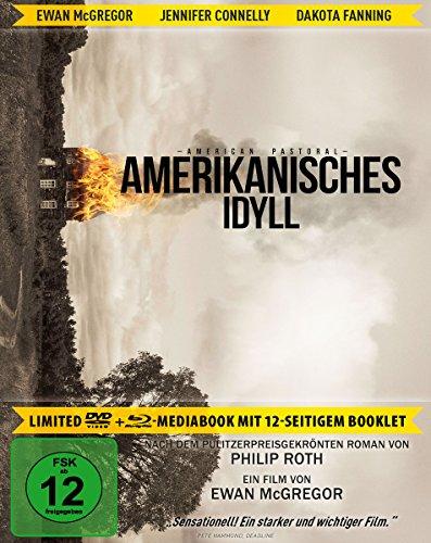 Amerikanisches Idyll Limited Mediabook Edition (Blu-ray + DVD + UV Copy) für 6,97€ (Amazon Prime)