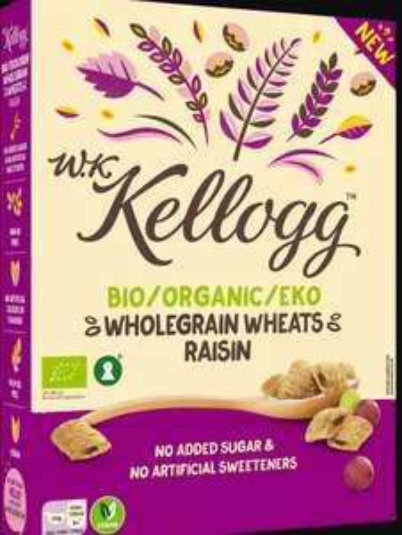 KELLOGG W.K 5x Wheats / Crunchy Müsli 20% Rabatt bis zu 10x einlösbar