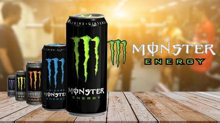 0,40 € Cashback auf Monster Energy bei Marktguru