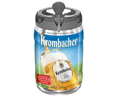 [ALDI SÜD] Krombacher Frische-Fass am 15.06. + 16.06.18 für 9,99
