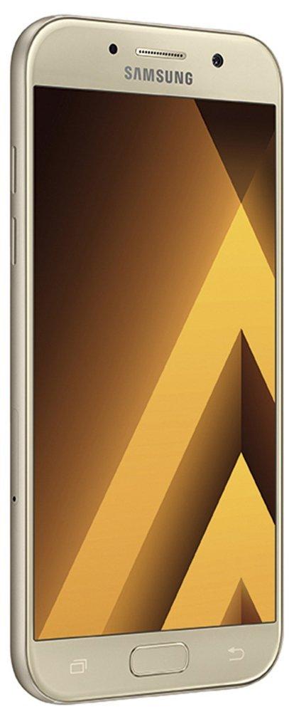[Amazon] Samsung Galaxy A5 (2017) in der Farbe Gold für 199 €