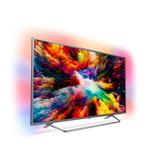 """[amazon] Fernseher Philips PUS7303 Serie (43 bzw. 55 bzw. 65"""", 3-seitiges Ambilight, UHD TV, Triple Tuner, 8 bit+FRC, direct-lit, HDR10, 60Hz)"""