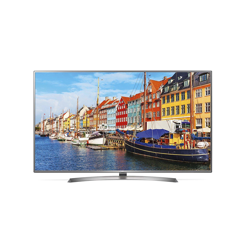 [idealo] LG 75UJ675V 189 cm (75 Zoll TV) Fernseher zum Bestpreis! (Ultra HD, Triple Tuner, Active HDR, Smart TV)