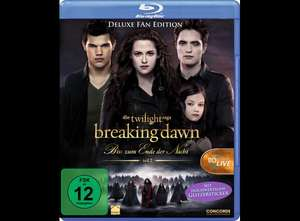 Breaking Dawn - Bis(s) zum Ende der Nacht. Tl.2 & Janky Promoters & Survivor Series 2014 & Katakomben - Steelbook / Limited Edition (Blu-ray)