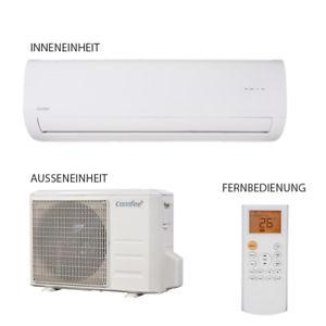 Komplette Klimaanlage Split-Gerät mit Außen- und Innengerät COMFEE MSR23-09HRDN