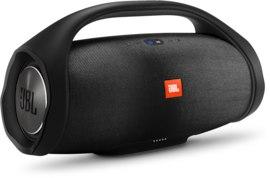 [Digitec CH] JBL Boombox Lautsprecher (Bluetooth, Stereo, Schwarz) [265,58€]