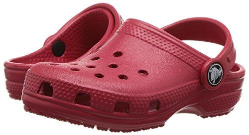 crocs Unisex-Kinder Classic Clog Kids (Pepper Rot)