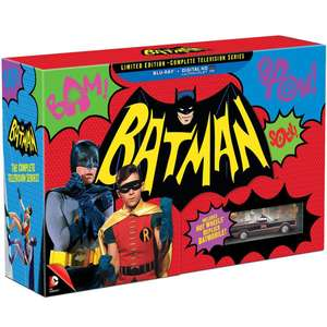 Batman - The Complete TV Series (Limited Edition) Blu-ray bei Zavvi