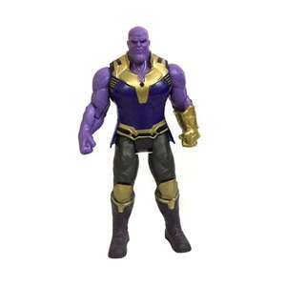FUNKO POP The Avengers 3 Infinite Krieg Thanos Hand auf Puppe Modell & Thanos Sammlerfigur