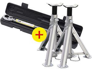 [EBAY] Auto-Rep.-Set - Drehmomentschlüssel und 2 Unterstellböcke - ohne VSK