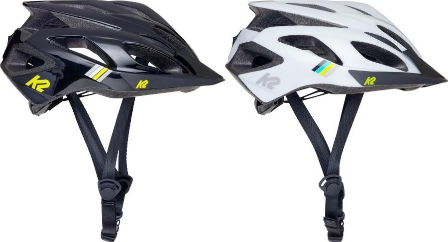 """K2™ - Inline-/Skaterhelm """"Vo2"""" (White,Black) für €17.- [@Real.de]"""