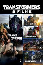 [Itunes Bundle] Transformers 1-5 in 4k/UHD HDR/Dolby Vision (Apple TV 4k exkl.)