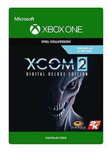 XCOM 2 Digital Deluxe Edition (Xbox One Download Code) für 21,45€ (Amazon)