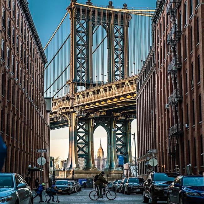 Flüge: New York [August - März] - Hin- und Rückflug mit der Star Alliance im Light Tarif von Amsterdam nach New York ab nur 202€