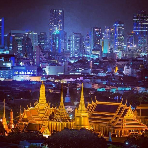 Business Class Flüge: Thailand [Juni - Juli] - Hin- und Rückflug mit Oman Air von Frankfurt nach Bangkok ab nur 1373€