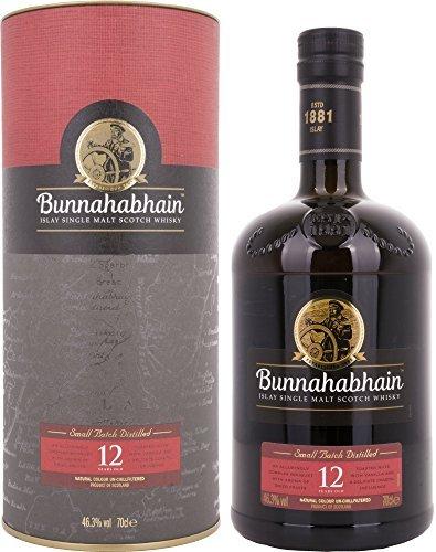 2 x Bunnahabhain Islay Single Malt Scotch Whisky 12 Jahre (1 x 0.7 l)
