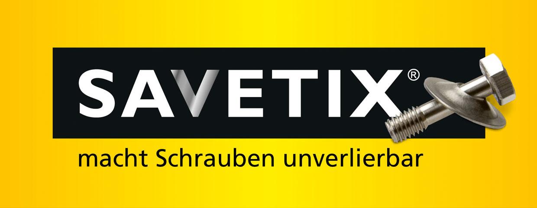 Kostenlose Muster der unverlierbaren Schrauben SAVETIX® bestellen