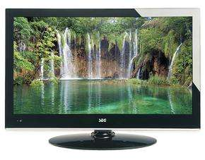 SEG LCD-TV LED 2411 24 Zoll (61 cm) mit integriertem DVD-Player, für 179,99€ portofrei