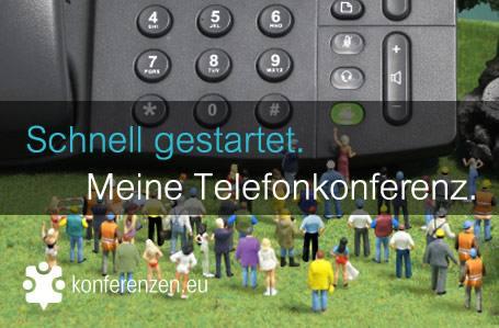 Telefonkonferenz kostenlos starten