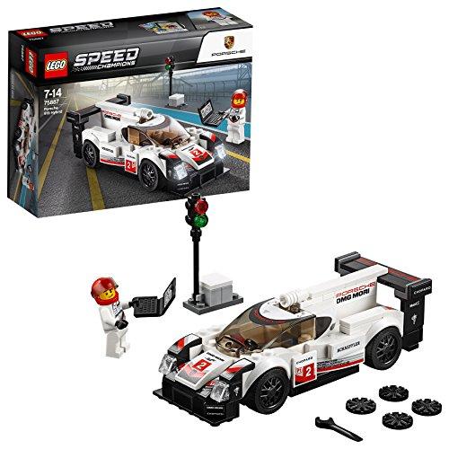 [Amazon oder Saturn] LEGO Speed Champions Porsche 919 Hybrid 75887 Konstruktionsspielzeug