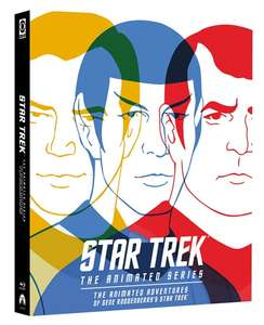 Star Trek: The Animated Series (Blu-ray) für 10,80€ (Zoom.co.uk)