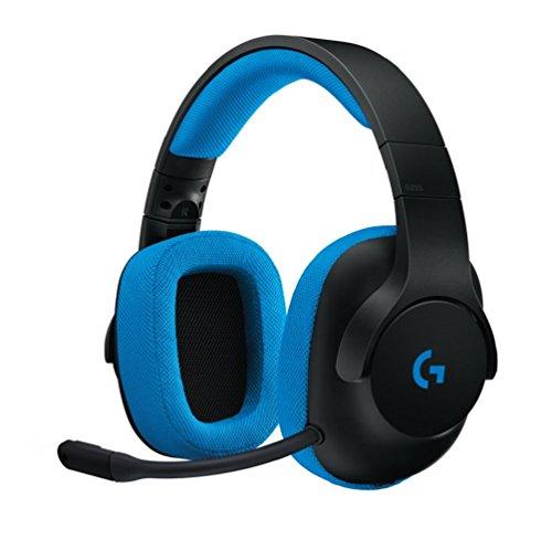Logitech G233 Prodigy Kabelgebundene Gaming-Kopfhörer (PC, Xbox One, PS4, Switch) für 47,49€ (Amazon)