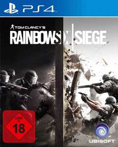 Tom Clancy's Rainbow Six Siege (PS4) für 17,98€ [Ubisoft]