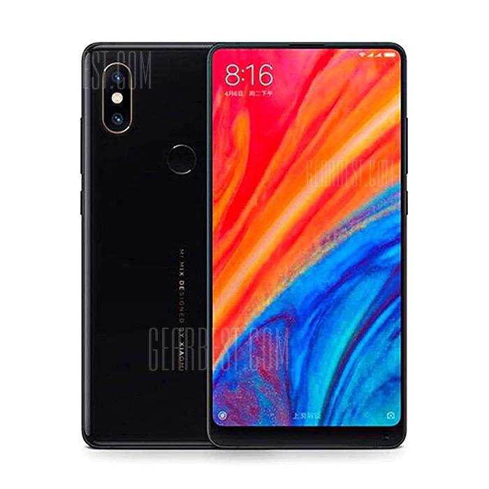 Xiaomi Mi Mix 2S 128/6GB Global mit Band 20 für 469€ inkl. Versand und Steuern