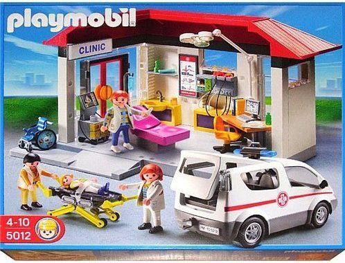 [offline] Playmobil Ambulanz/Clinic 5012 und viele weitere P-Artikel reduziert [real,- in Goslar][Bundesweit?]
