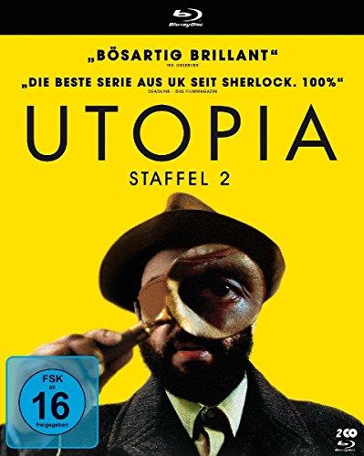 Utopia - Staffel 2 (Blu-ray) für 6,97€ (Amazon Prime)