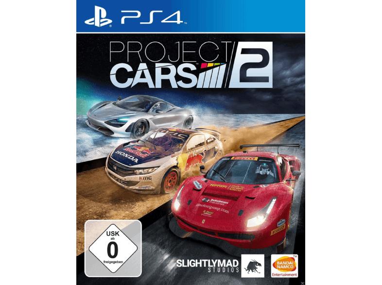 [Mediamarkt] Project Cars 2 - PlayStation 4 und Xbox One für je  22,-€