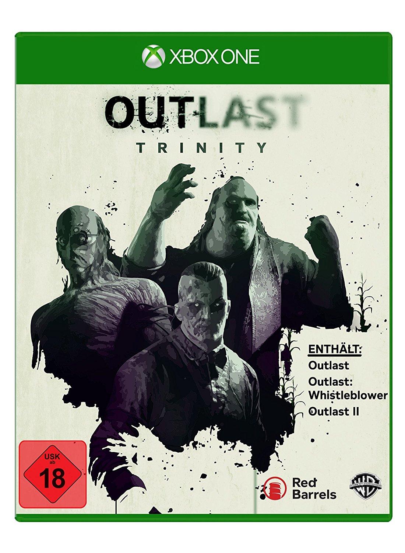 Outlast Trinity (Xbox One) für 15€ versandkostenfrei (Saturn)