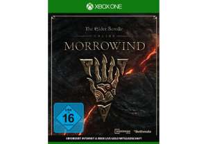 The Elder Scrolls Online: Morrowind für 13€ [Saturn]