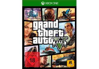 GTA 5 - Grand Theft Auto V - Xbox One für 22€ bei Saturn