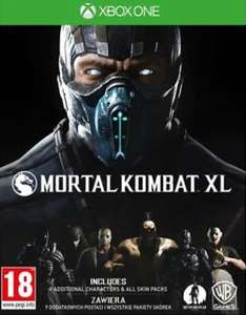 [Saturn.de] Xbox One - Mortal Kombat XL