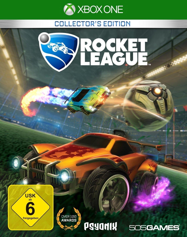 Rocket League Collectors Edition (Xbox One) für 15€ versandkostenfrei (Saturn)