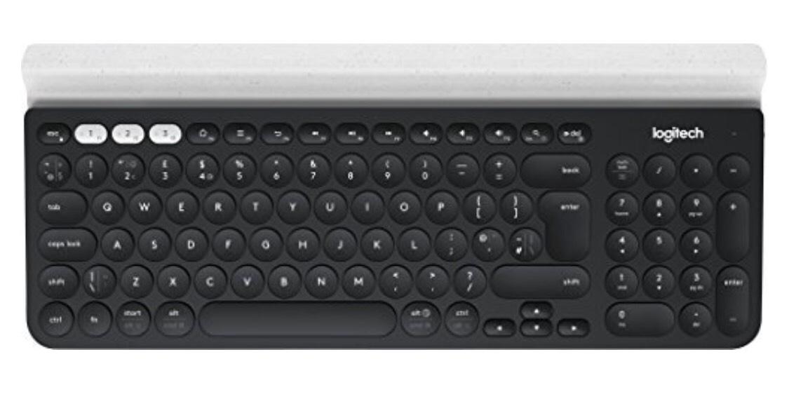 Logitech K780 Multi Device Tastatur