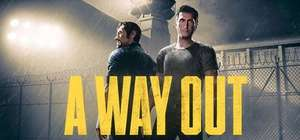 A Way Out - (Xbox One Download Code) für 19,61€ bzw. 19,02€ HRKgame + 3000 Punkte bei Microsoft