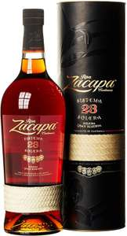 (31,82EUR/0,7L) 1L Ron Zacapa 23 Rum
