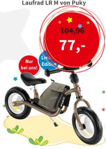 Puky Laufrad LR M in Bronze - Limited Edition bei Baby One