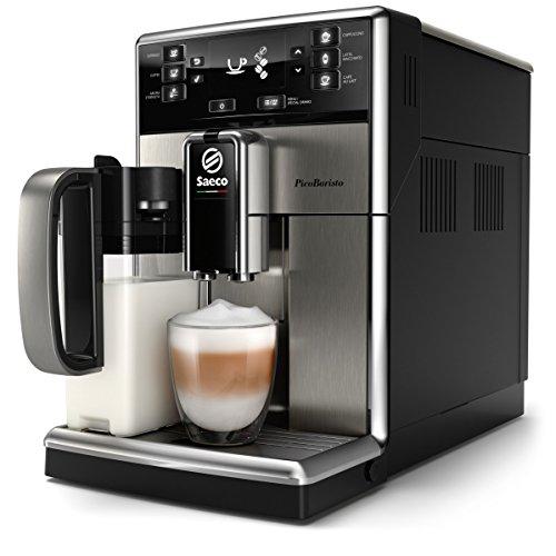 [Amazon] Saeco PicoBaristo SM5473/10 Kaffeevollautomat (integrierte Milchkaraffe, AquaClean) edelstahl