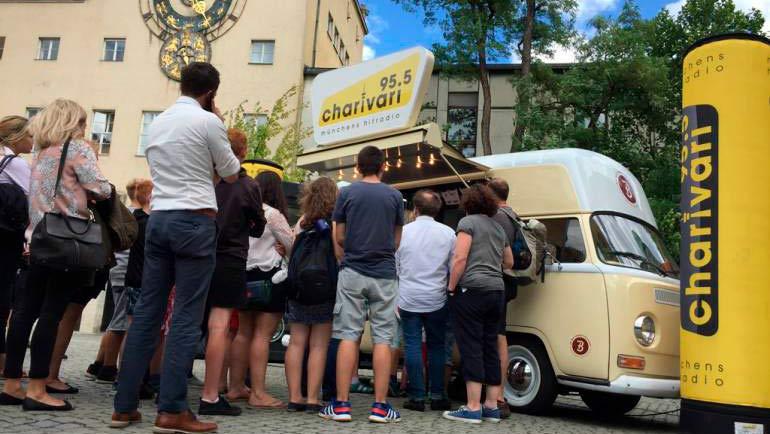 [ lokal München ] Kostenloses Eis (Ballabeni Icecream) am Sonntag, 17. Juni ab 16 Uhr