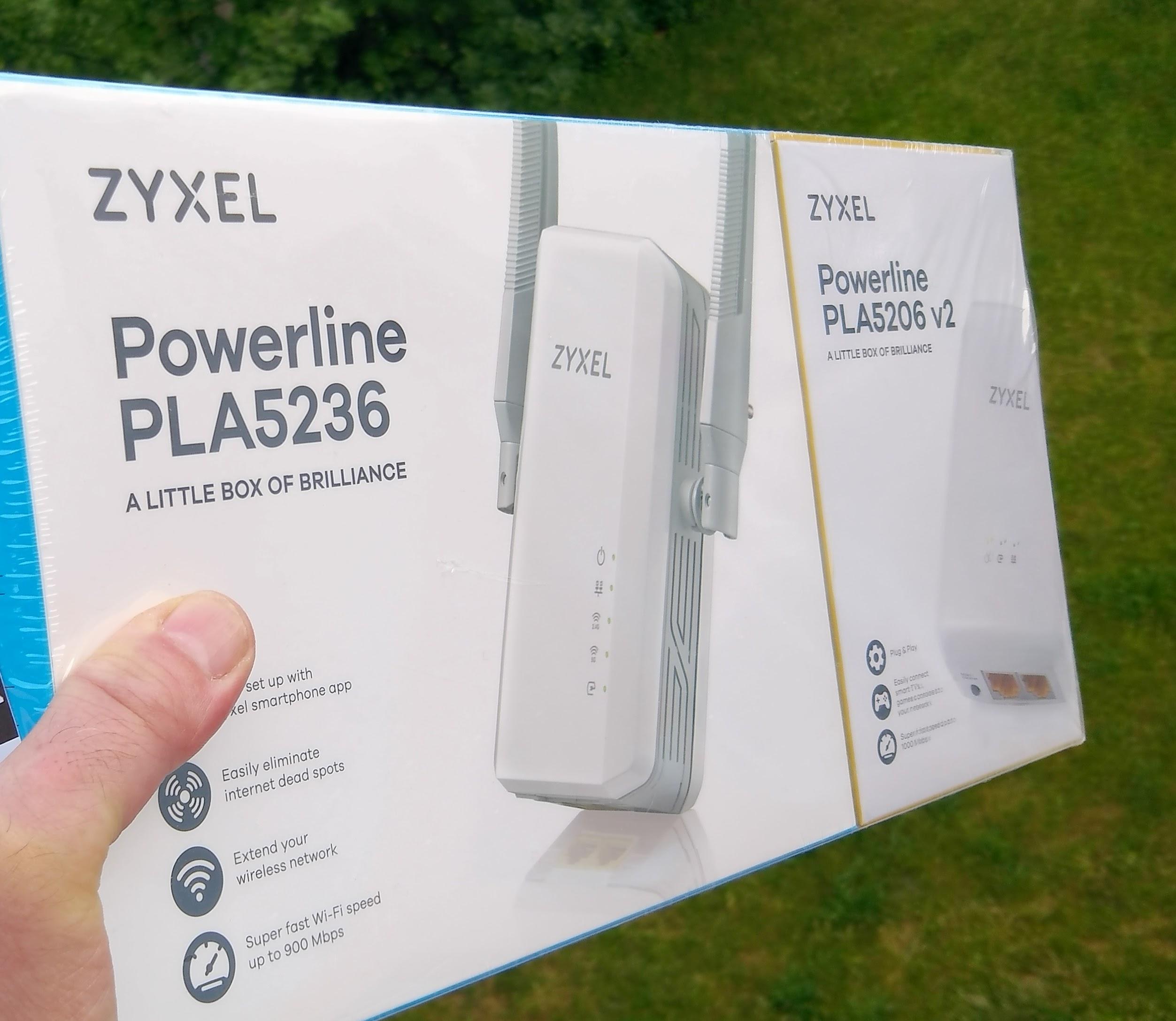 [Notebooksbilliger] Pseudo-Preisfehler: ZyXEL PLA5236, Powerline-Kit (1000 MBit/s) mit WLAN (ac, simultan) für 59,99 Euro