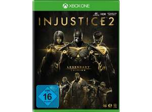 Injustice 2 Legendary Edition 37€ & Lego Worlds 15€ & Super Luckys Tale 16€ (Xbox One)