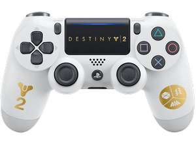 Sony Playstation 4 Dualshock Controller Destiny 2 Design