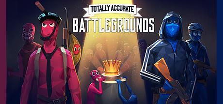 Totally Accurate Battlegrounds - Steam, Win 10 - Für immer in der Bibliothek (100 Stunden gültig)